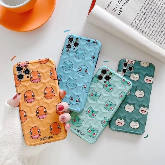 【オーダー商品】 Pokemon iphone case
