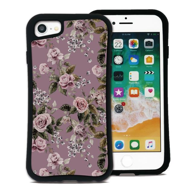 フラワー ピンク セット WAYLLY(ウェイリー) iPhone 8 7 XR XS X 6s 6 Plus XsMax対応!_MK_