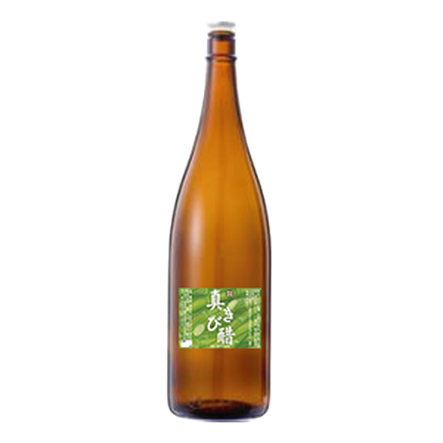 6年以上熟成『真きび酢』一升瓶|奄美 加計呂麻島産 本格きび酢 通販|タイケイ製糖}