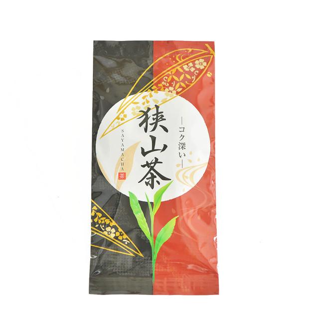 深蒸煎茶・赤