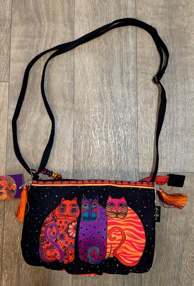 ハワイ直送 Laurel Burch Crossbody