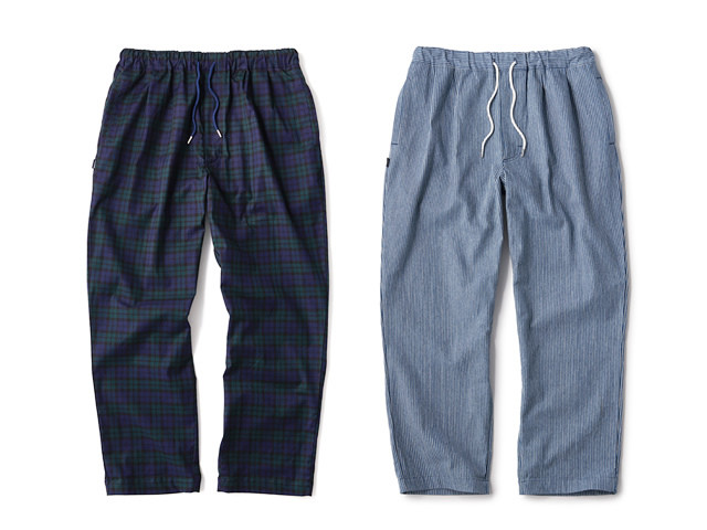 INTERBREED|Patterned Pajama Pants