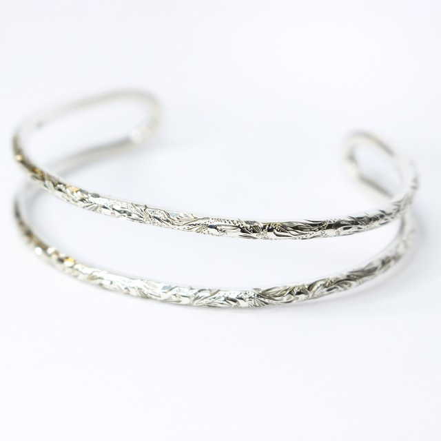 BEST SELLER | TWO LINE CUFF BRACELET