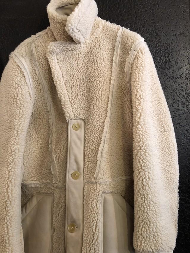 Maison Martin Margiela x H&M. Mouton Jacket