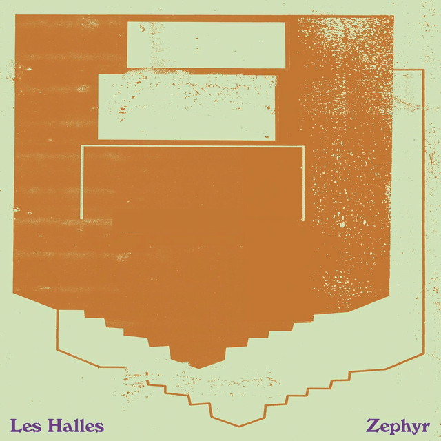 Les Halles『Zephyr』(not not fun)【レコード/アンビエント】