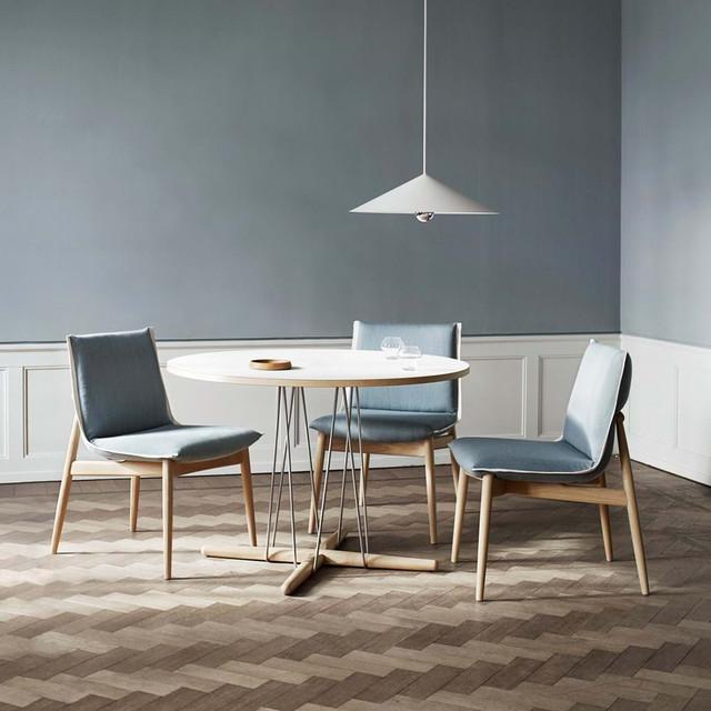 E020 Embrace Table Φ110 Oak / WH[カールハンセン&サン]送料無料