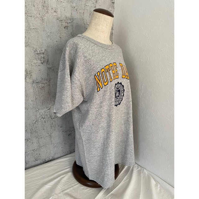 80s Champion Notre-Dame tee