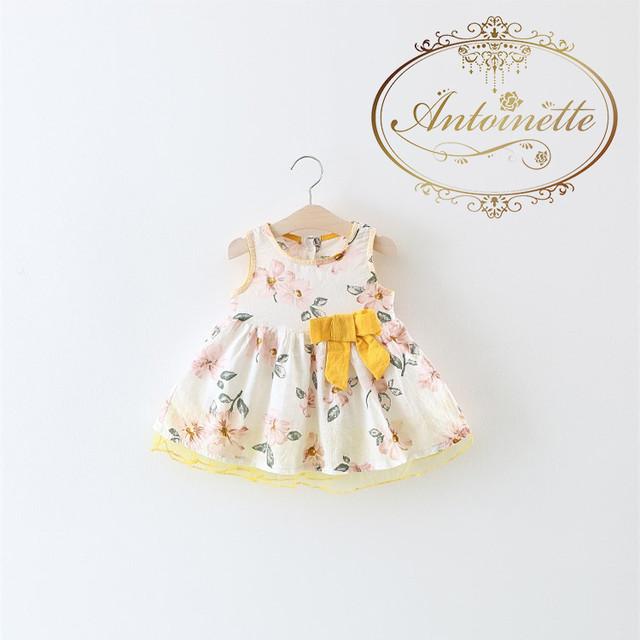 ワンピース 子供服 ベビー 赤ちゃん キッズ 女の子 夏新作 可愛い 人気 花柄