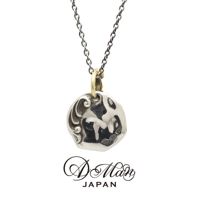 A Man Acanthus Reversible Necklace エーエムエーエヌ アカンサスリバーシブルネックレス