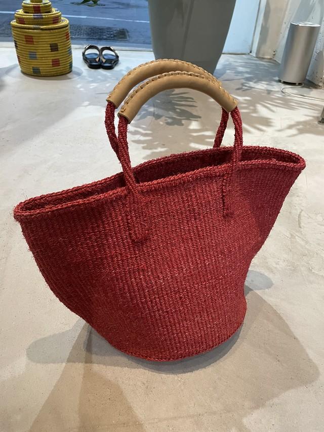 African bascket bag