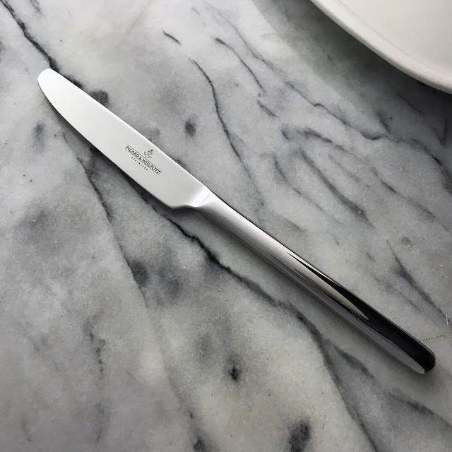 ピカード&ヴィールプッツ スパテン テーブルナイフ