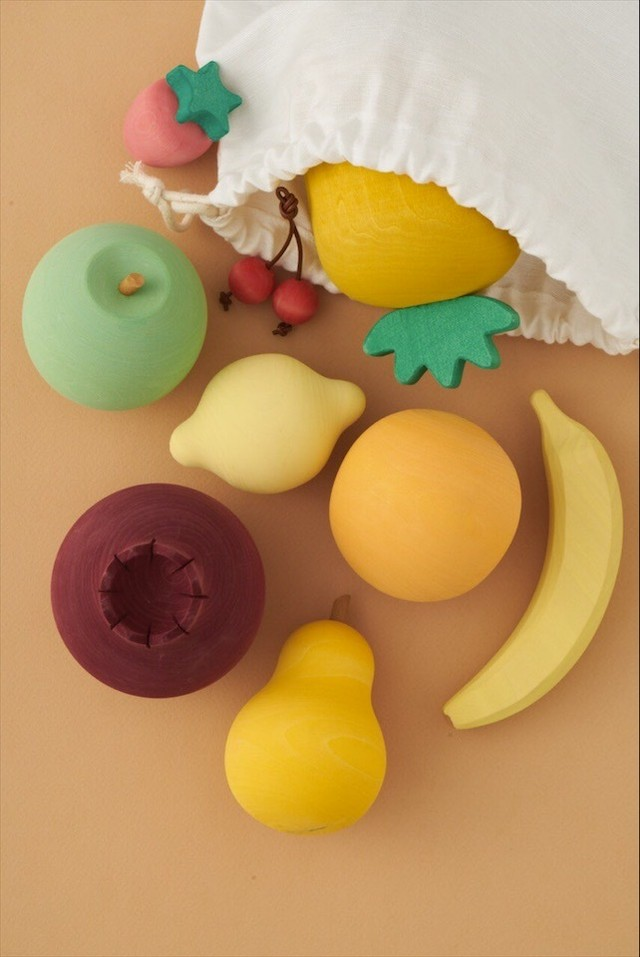 raduga grez/Fruits set