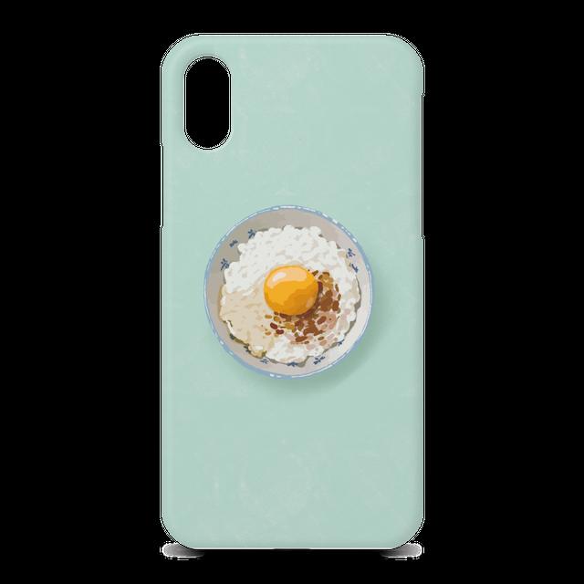 目玉焼きのiPhoneケース(iPhone 8 / 7 / SE2 用)