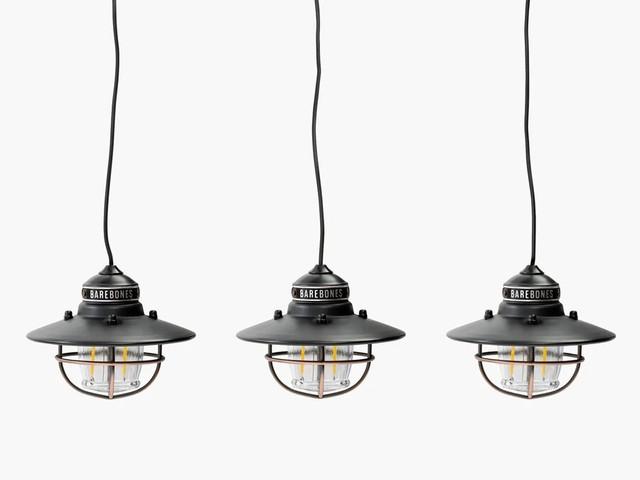 BAREBONES ベアボーンズ  エジソンストリングライト LED