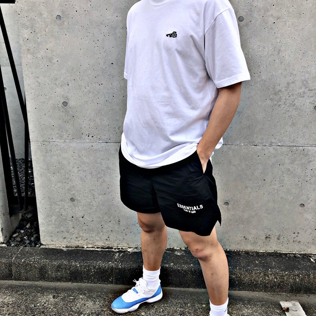 AOKICKS ワンポイント T-shirt (white)