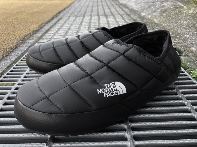 THE NORTH FACE THERMOBALL TRACTION MULE V (TNF BLACK/TNF WHITE)