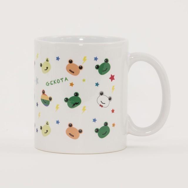 【GEKOTA COLLECTION】ゲコ太のマグカップ