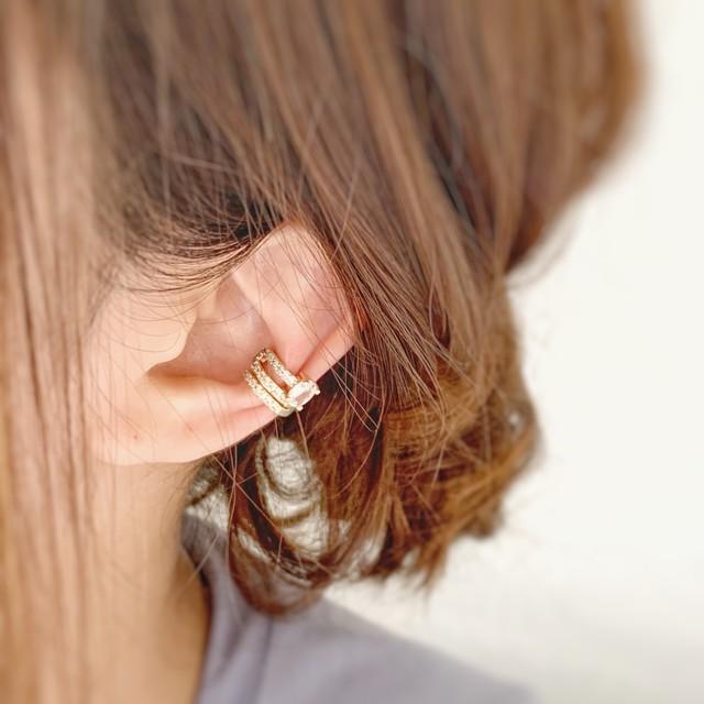 【JORIE】Madonna Ear cuff