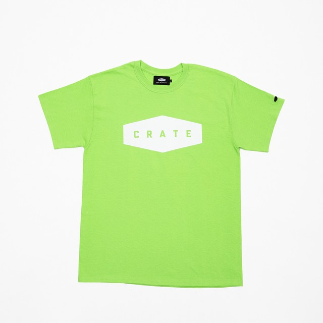 Crate Basic T-Shirt MintGreen
