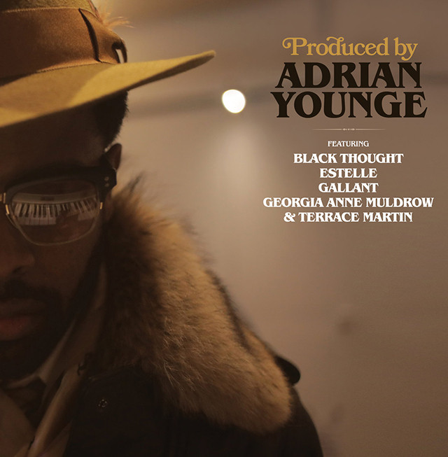 【再入荷/LP】Adrian Younge - Produced By Adrian Younge