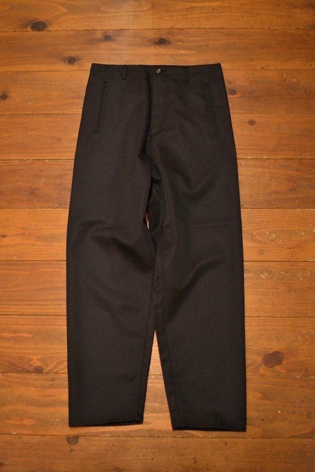 bukht / NO SEAM PANTS -HIGH DENSITY POLYESTER TWILL-