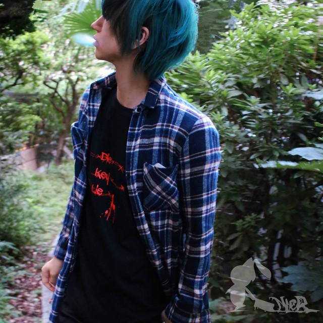 Stitch T-shirt【ユニセックス】L