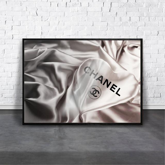 アートポスター CHANEL(シャネル)デザイン