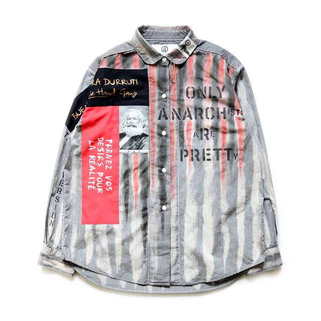 anarchy shirt (white riot) 015