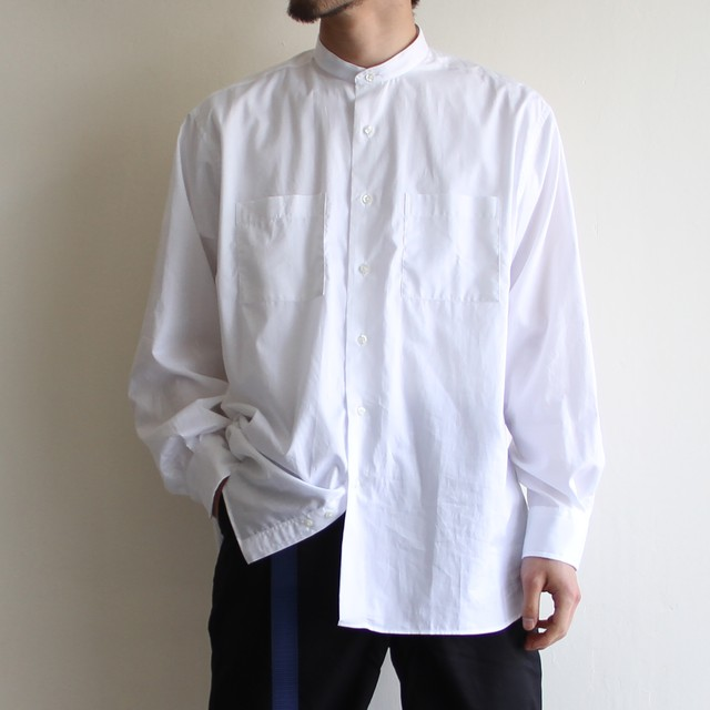 INDIVIDUALIZED SHIRTS【 mens 】Terminal 別注 london stripe shirts