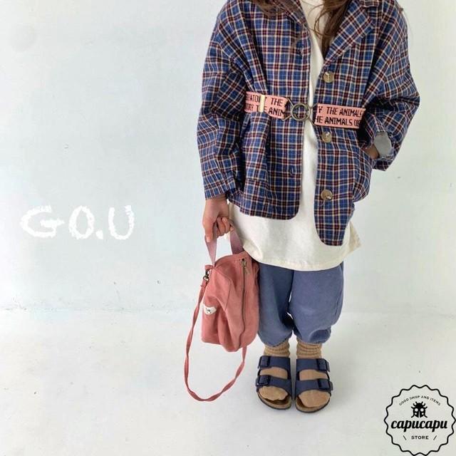 «予約» go.u vintage jacket 2colors ジャケット