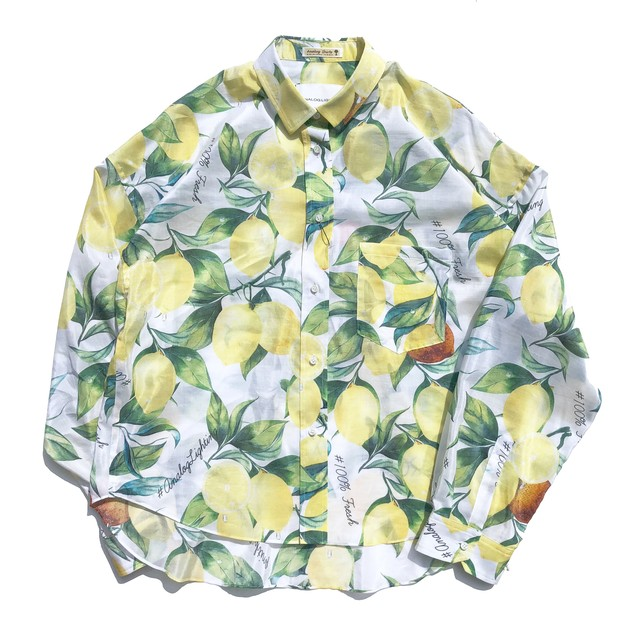 Yutori Shirts/LEMON