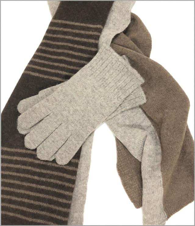 ヤクメンズ手袋