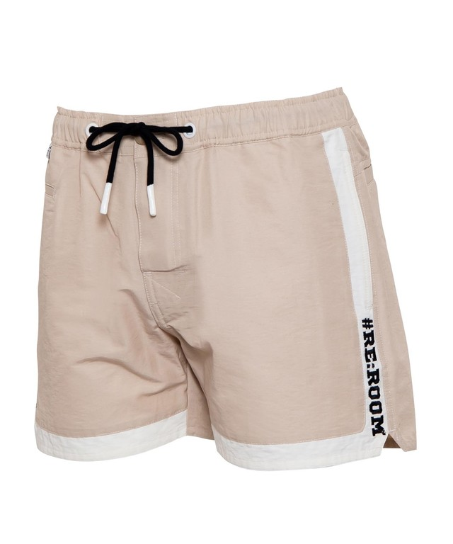 SUNS SIDE LINE LOGO SWIM SHORTS[RSW036]