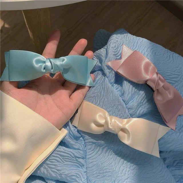 satin mini ribbon 4c's