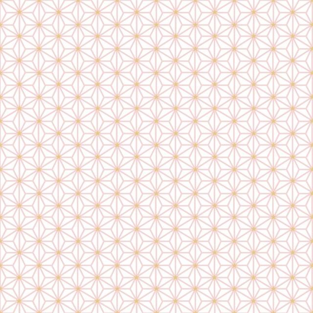 【Paperproducts Design】バラ売り2枚 ランチサイズ ペーパーナプキン GINZA ピンク×パールゴールド