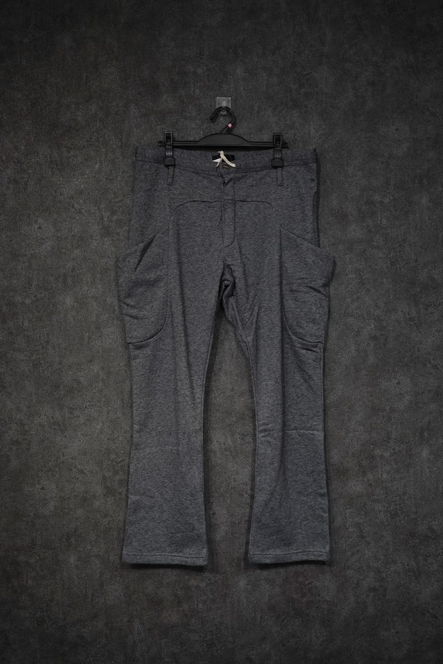 【発掘 2021緊急事態延長SALE】keisukeyoneda drop Pocket easy  pants