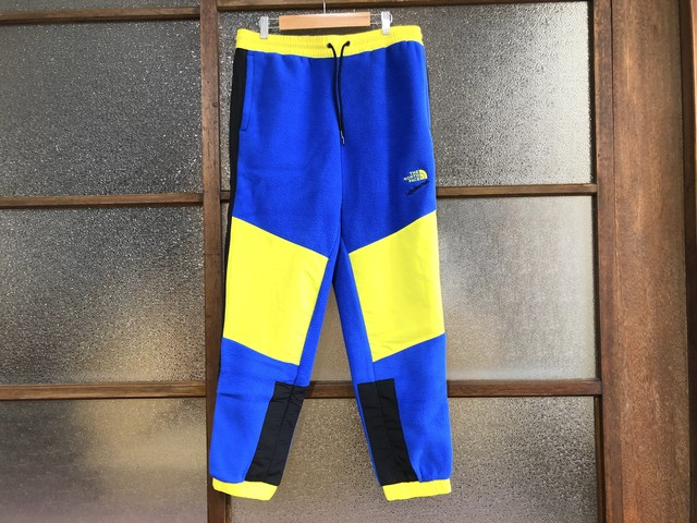 THE NORTH FACE 92 EXTREME FLEECE PANT (TNF BLUE COMBO)