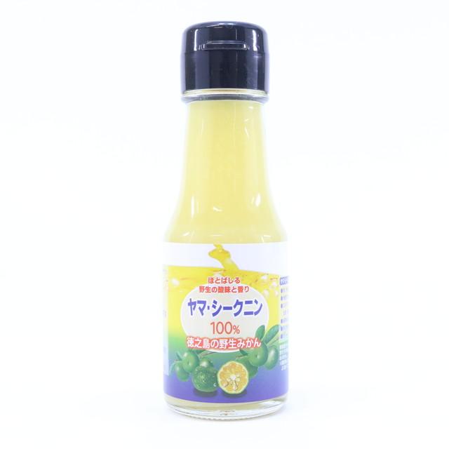 島みかん果汁(ストレート)|70ml|ダイキチ食品