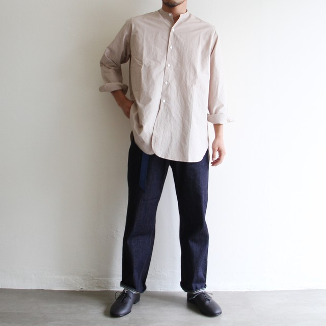 STILL BY HAND【 mens 】corduroy pants