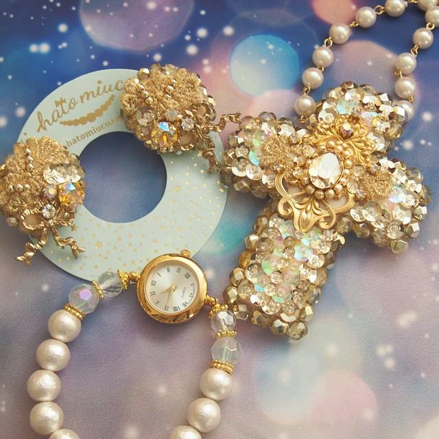 【受注生産】クリスマスコフレセット2019「12月の金色」