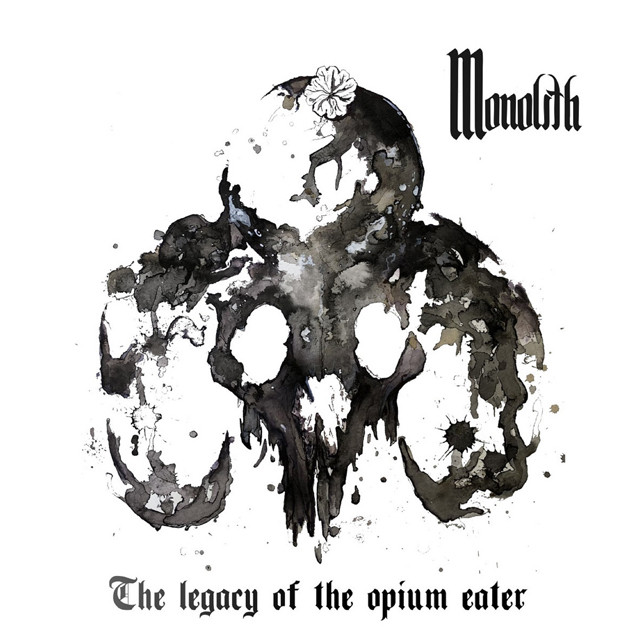 MONOLITH『Legacy Of The Opium Eater』MCD