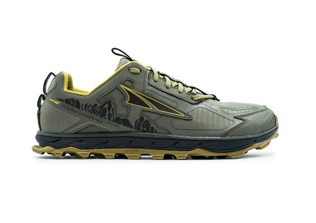 【ALTRA】 Lone Peak 4.5 Men Trailrunning Shoes(Olive Willow)