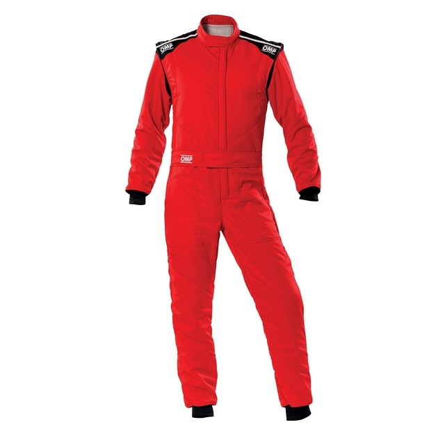 IA01828D061 FIRST-S SUIT MY2020 Anthracite / Red