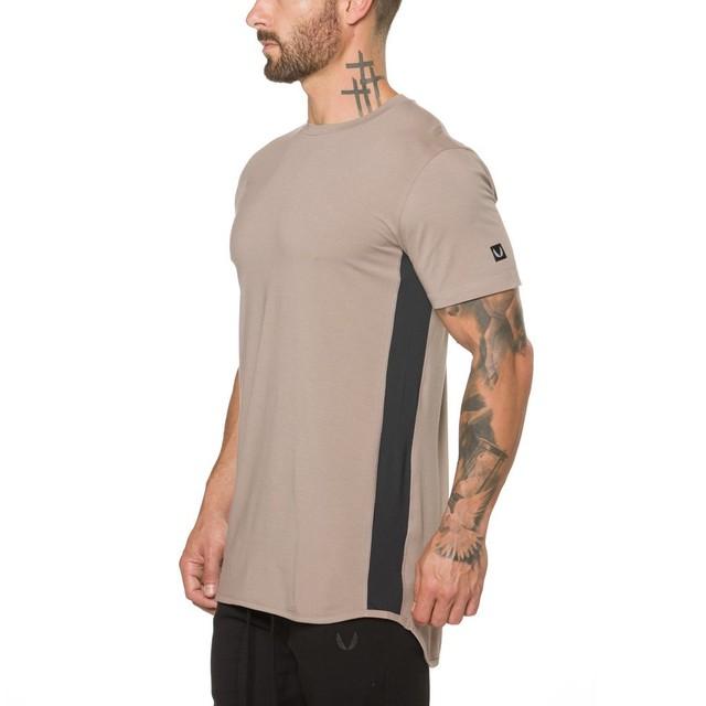【ASRV】Supima® Vented Tシャツ - Lunar Rock