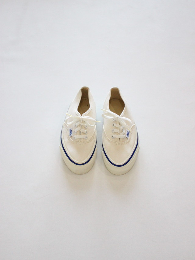 1980'S  Deadstock  VANS  MADE IN THE U.S.A.  NO.1