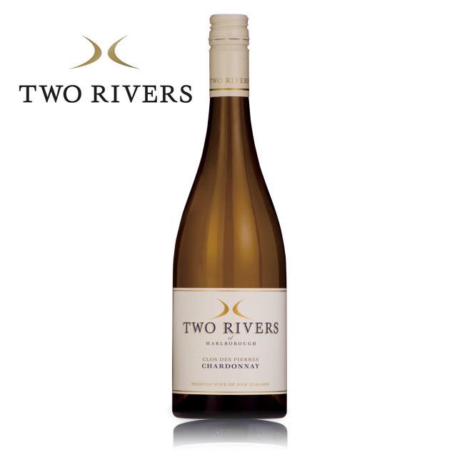 TWO RIVERS Clos de Pierre Chardonnay 2017 / トゥーリバーズ クロ・ド・ピエール シャルドネ