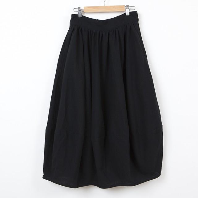 ふんわりコクーンスカート