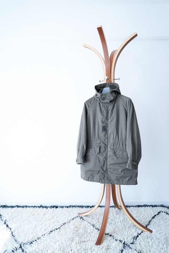 """【1980s】""""M-64"""" Cold Weather Parka, French Army / v431"""