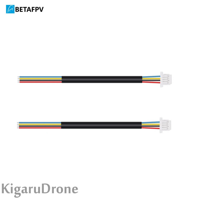 【Beta95XV3純正】SMO 4K Camera Cable Pigtail 2本セット