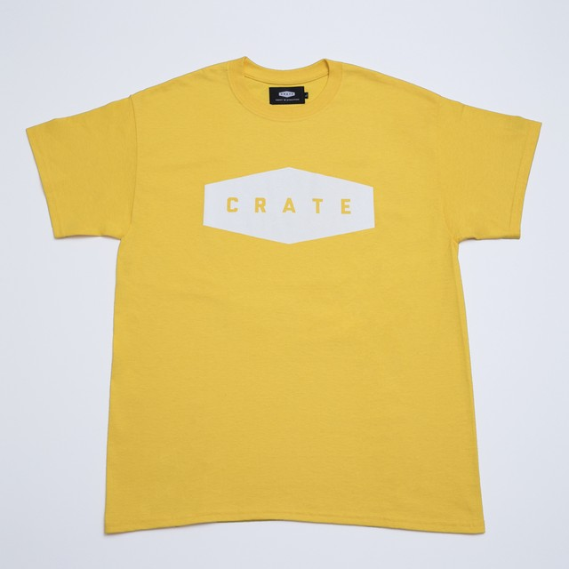 Crate Basic T-Shirt - Yellow